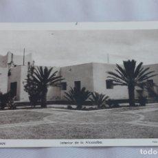Postales: POSTAL TANTAN INTERIOR DE LA ALCAZABA, SAHARA, FOTO HERNANDEZ GIL 1960. Lote 170975122