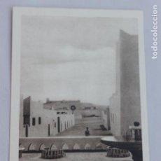 Postales: POSTAL TANTAN VISTA INTERIOR, SAHARA, FOTO HERNANDEZ GIL 1960. Lote 170975239