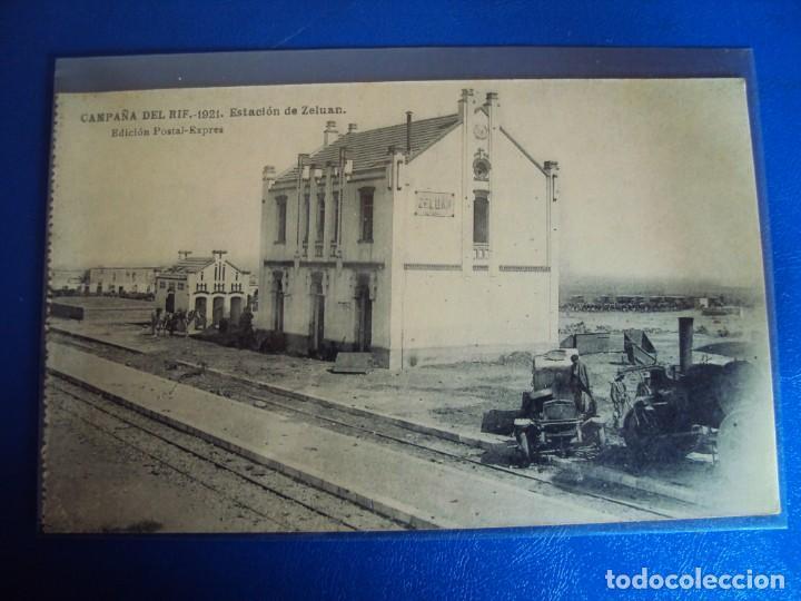 Postales: (PS-61406)LOTE DE 3 BLOCKS RECUERDO DE LA CAMPAÑA DE EL RIF MONTE ARRUIT 1921-SERIE III,VI Y VII - Foto 7 - 171243517