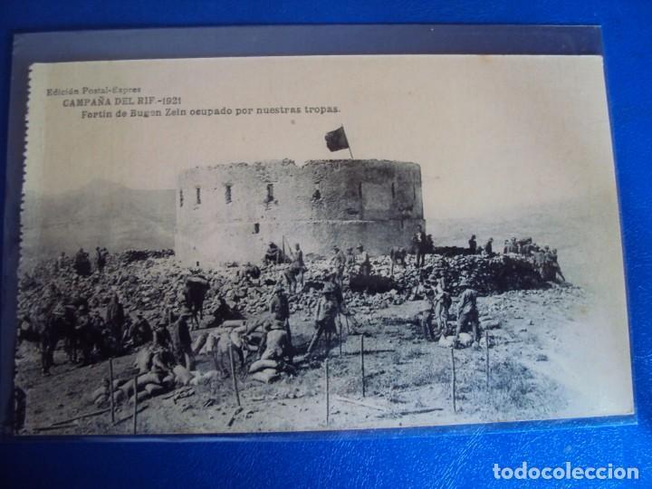 Postales: (PS-61406)LOTE DE 3 BLOCKS RECUERDO DE LA CAMPAÑA DE EL RIF MONTE ARRUIT 1921-SERIE III,VI Y VII - Foto 10 - 171243517