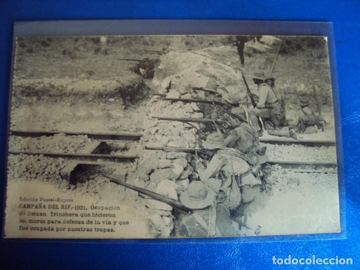 Postales: (PS-61406)LOTE DE 3 BLOCKS RECUERDO DE LA CAMPAÑA DE EL RIF MONTE ARRUIT 1921-SERIE III,VI Y VII - Foto 11 - 171243517