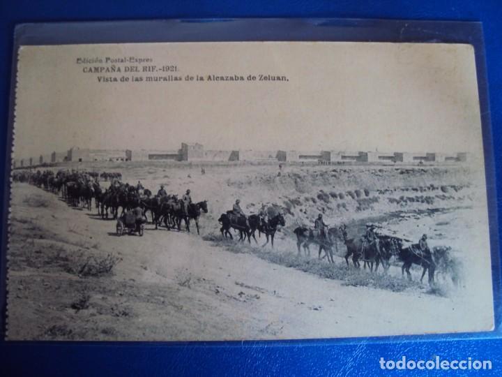 Postales: (PS-61406)LOTE DE 3 BLOCKS RECUERDO DE LA CAMPAÑA DE EL RIF MONTE ARRUIT 1921-SERIE III,VI Y VII - Foto 13 - 171243517