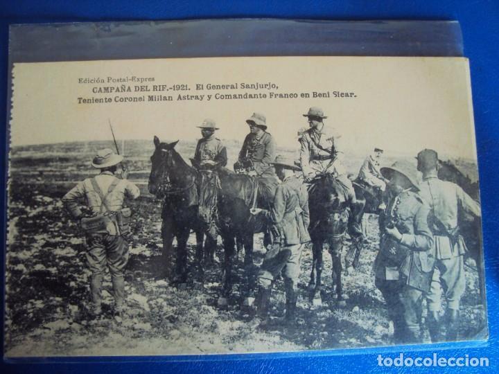 Postales: (PS-61406)LOTE DE 3 BLOCKS RECUERDO DE LA CAMPAÑA DE EL RIF MONTE ARRUIT 1921-SERIE III,VI Y VII - Foto 14 - 171243517