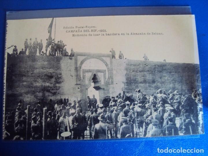 Postales: (PS-61406)LOTE DE 3 BLOCKS RECUERDO DE LA CAMPAÑA DE EL RIF MONTE ARRUIT 1921-SERIE III,VI Y VII - Foto 15 - 171243517