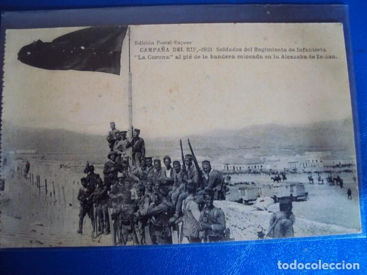 Postales: (PS-61406)LOTE DE 3 BLOCKS RECUERDO DE LA CAMPAÑA DE EL RIF MONTE ARRUIT 1921-SERIE III,VI Y VII - Foto 16 - 171243517