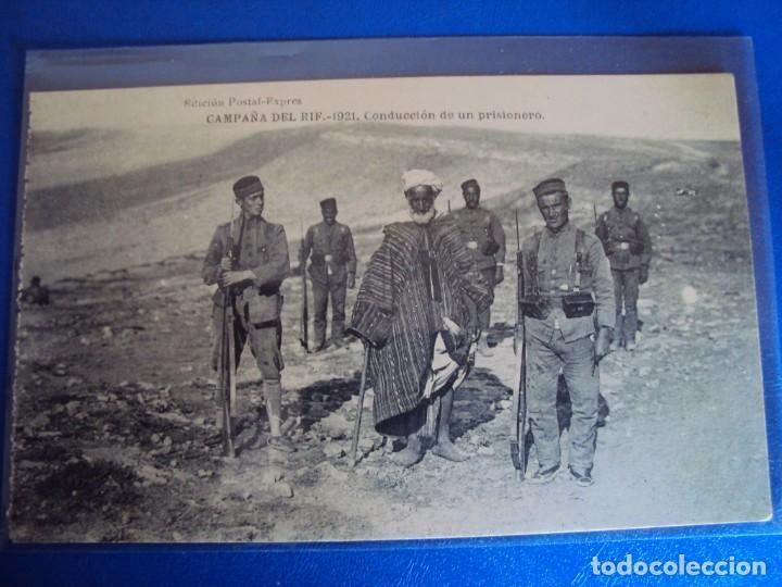 Postales: (PS-61406)LOTE DE 3 BLOCKS RECUERDO DE LA CAMPAÑA DE EL RIF MONTE ARRUIT 1921-SERIE III,VI Y VII - Foto 18 - 171243517