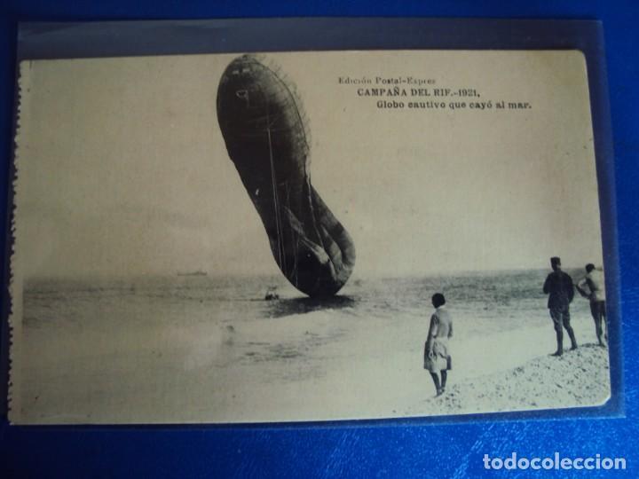Postales: (PS-61406)LOTE DE 3 BLOCKS RECUERDO DE LA CAMPAÑA DE EL RIF MONTE ARRUIT 1921-SERIE III,VI Y VII - Foto 19 - 171243517