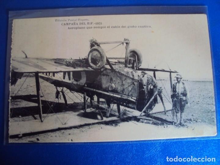 Postales: (PS-61406)LOTE DE 3 BLOCKS RECUERDO DE LA CAMPAÑA DE EL RIF MONTE ARRUIT 1921-SERIE III,VI Y VII - Foto 20 - 171243517