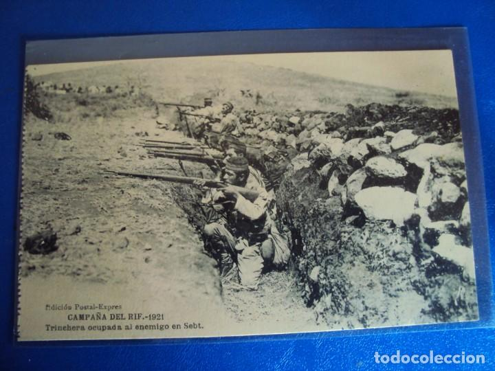 Postales: (PS-61406)LOTE DE 3 BLOCKS RECUERDO DE LA CAMPAÑA DE EL RIF MONTE ARRUIT 1921-SERIE III,VI Y VII - Foto 21 - 171243517