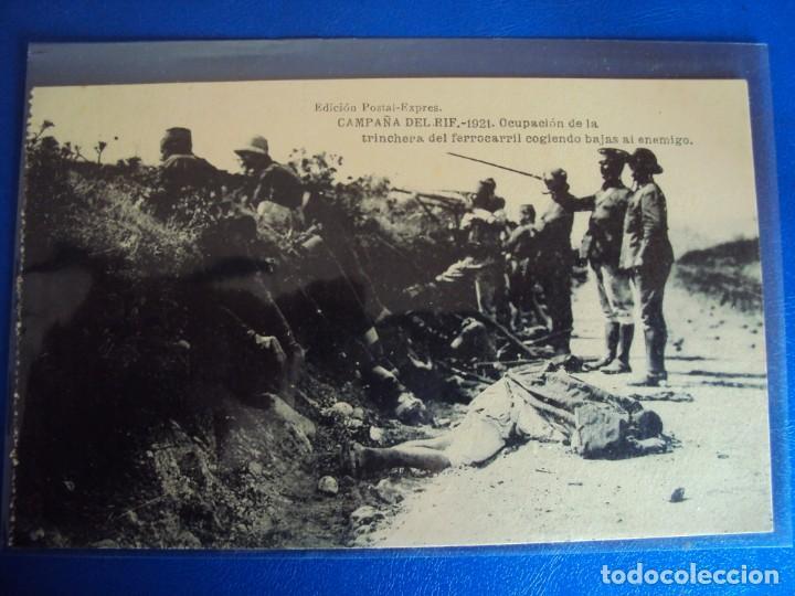 Postales: (PS-61406)LOTE DE 3 BLOCKS RECUERDO DE LA CAMPAÑA DE EL RIF MONTE ARRUIT 1921-SERIE III,VI Y VII - Foto 22 - 171243517