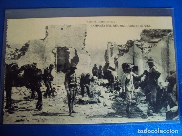 Postales: (PS-61406)LOTE DE 3 BLOCKS RECUERDO DE LA CAMPAÑA DE EL RIF MONTE ARRUIT 1921-SERIE III,VI Y VII - Foto 23 - 171243517