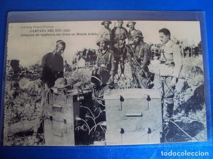 Postales: (PS-61406)LOTE DE 3 BLOCKS RECUERDO DE LA CAMPAÑA DE EL RIF MONTE ARRUIT 1921-SERIE III,VI Y VII - Foto 24 - 171243517