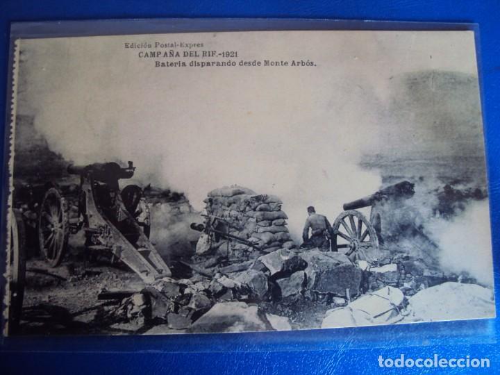 Postales: (PS-61406)LOTE DE 3 BLOCKS RECUERDO DE LA CAMPAÑA DE EL RIF MONTE ARRUIT 1921-SERIE III,VI Y VII - Foto 25 - 171243517