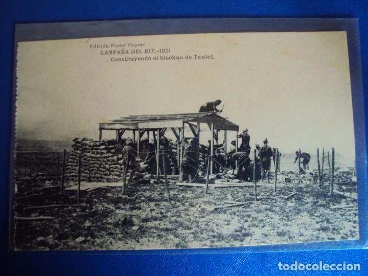 Postales: (PS-61406)LOTE DE 3 BLOCKS RECUERDO DE LA CAMPAÑA DE EL RIF MONTE ARRUIT 1921-SERIE III,VI Y VII - Foto 26 - 171243517