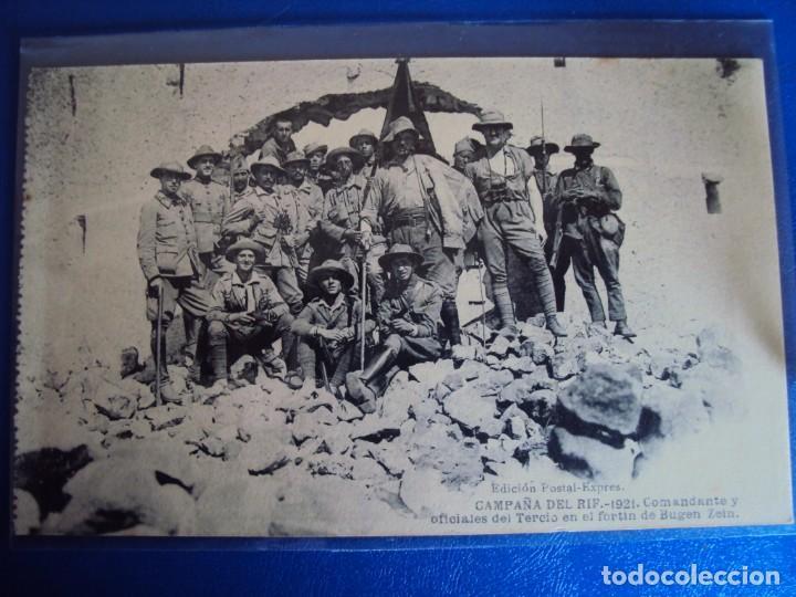 Postales: (PS-61406)LOTE DE 3 BLOCKS RECUERDO DE LA CAMPAÑA DE EL RIF MONTE ARRUIT 1921-SERIE III,VI Y VII - Foto 27 - 171243517