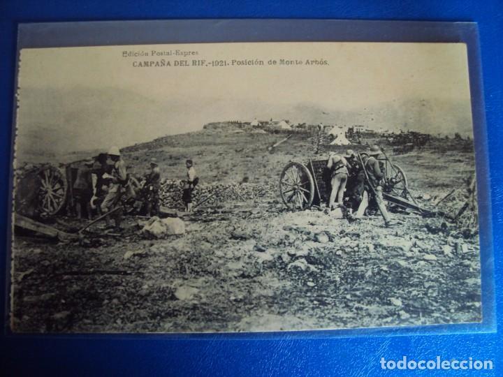 Postales: (PS-61406)LOTE DE 3 BLOCKS RECUERDO DE LA CAMPAÑA DE EL RIF MONTE ARRUIT 1921-SERIE III,VI Y VII - Foto 28 - 171243517