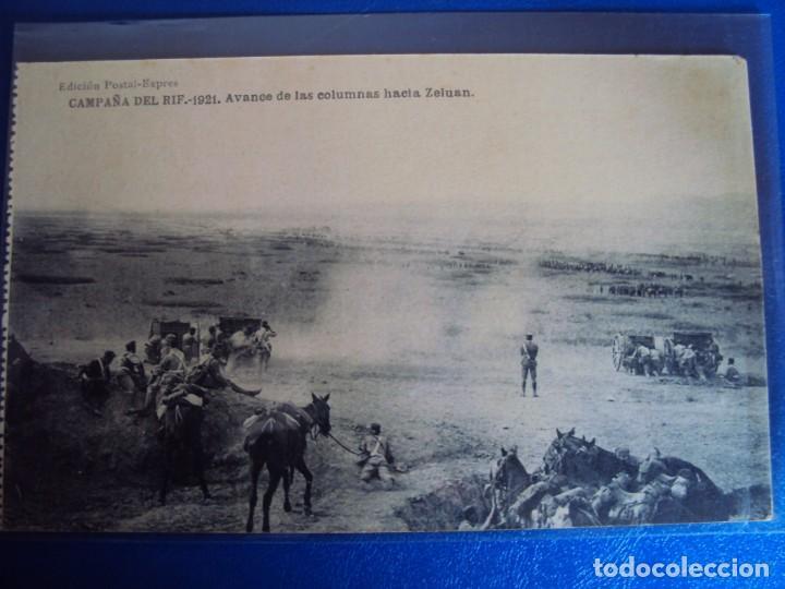 Postales: (PS-61406)LOTE DE 3 BLOCKS RECUERDO DE LA CAMPAÑA DE EL RIF MONTE ARRUIT 1921-SERIE III,VI Y VII - Foto 29 - 171243517
