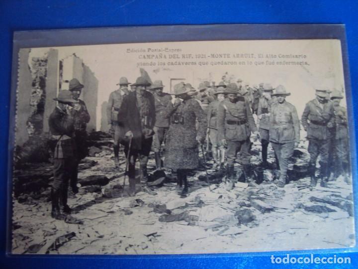 Postales: (PS-61406)LOTE DE 3 BLOCKS RECUERDO DE LA CAMPAÑA DE EL RIF MONTE ARRUIT 1921-SERIE III,VI Y VII - Foto 31 - 171243517