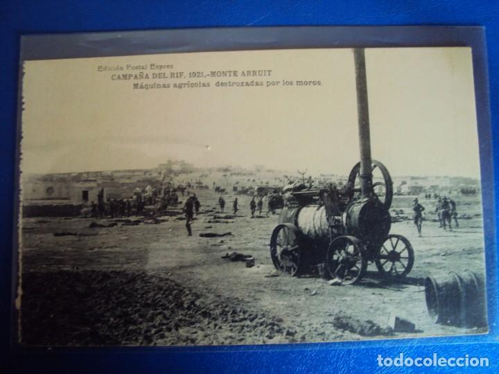 Postales: (PS-61406)LOTE DE 3 BLOCKS RECUERDO DE LA CAMPAÑA DE EL RIF MONTE ARRUIT 1921-SERIE III,VI Y VII - Foto 34 - 171243517
