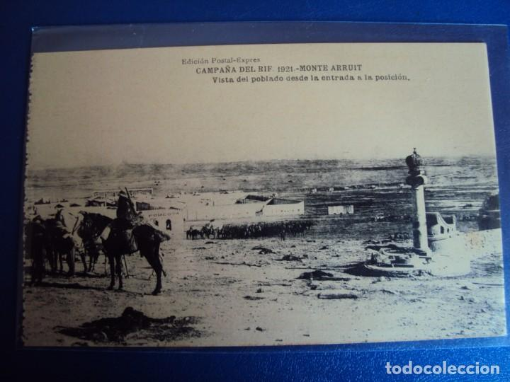 Postales: (PS-61406)LOTE DE 3 BLOCKS RECUERDO DE LA CAMPAÑA DE EL RIF MONTE ARRUIT 1921-SERIE III,VI Y VII - Foto 39 - 171243517