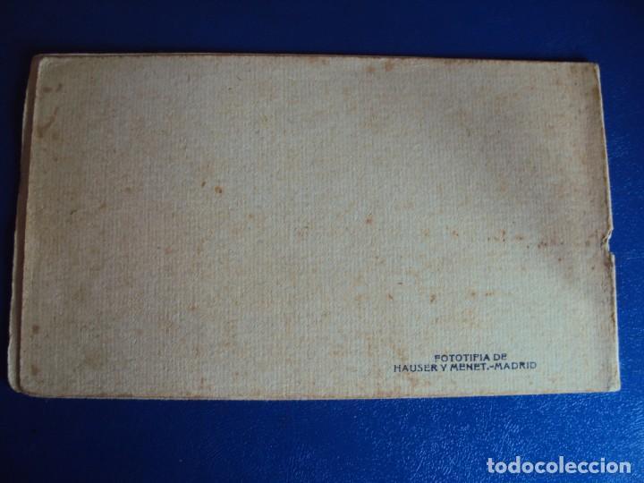 Postales: (PS-61407)BLOCK DE 12 POSTALES RECUERDO DE LA CAMPAÑA DE EL RIF-MONTE ARRUIT 1921 SERIE VII - Foto 3 - 171243599