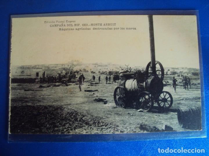 Postales: (PS-61407)BLOCK DE 12 POSTALES RECUERDO DE LA CAMPAÑA DE EL RIF-MONTE ARRUIT 1921 SERIE VII - Foto 12 - 171243599