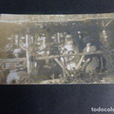 Postales: TANGER FAMILIA ESPAÑOLA POSTAL FOTOGRAFICA 1920. Lote 172058055