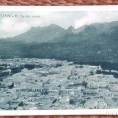 Postales: TETUAN - EL BARRIO MORO. Lote 172811067