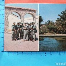 Postales: TERCIO 3 ( SAHARA ESPAÑOL ) - ESCRITA ( NOV2019-2). Lote 174017264
