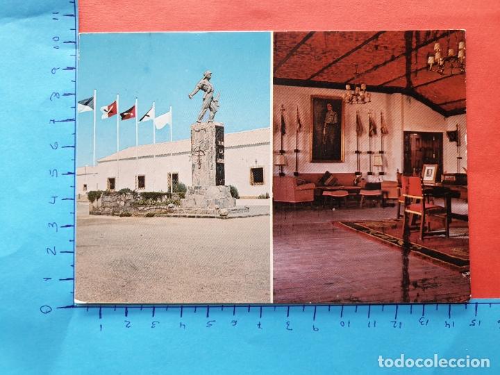 TERCIO 3 ( SAHARA ESPAÑOL ) - ESCRITA ( NOV2019-2) (Postales - Postales Temáticas - Ex Colonias y Protectorado Español)