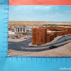 Postales: SAHARA ESPAÑOL ( TAXI Y COCHES DE LA EPOCA ) - ESCRITA ( NOV2019-2). Lote 174017478