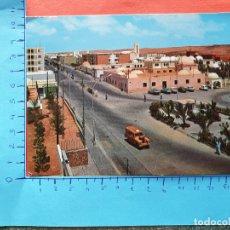 Postales: SAHARA ESPAÑOL ( LAND ROVER ) - ESCRITA ( NOV2019-2). Lote 174017582