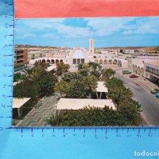 Postales: SAHARA ESPAÑOL ( LAND ROVER Y COCHES DE LA EPOCA ) - ESCRITA ( NOV2019-2). Lote 174017603
