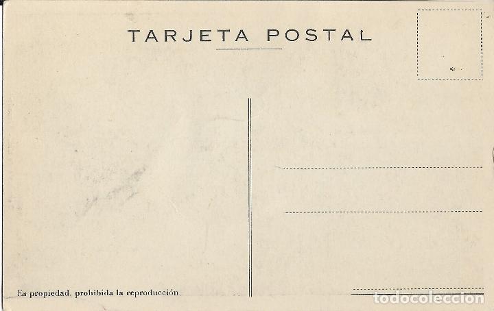 Postales: ANTIGUA POSTAL DE TERRITORIO DE IFNI (SAHARA ESPAÑOL), TROPAS NOMADAS - SELLO MUY BUSCADO - Foto 2 - 178000668