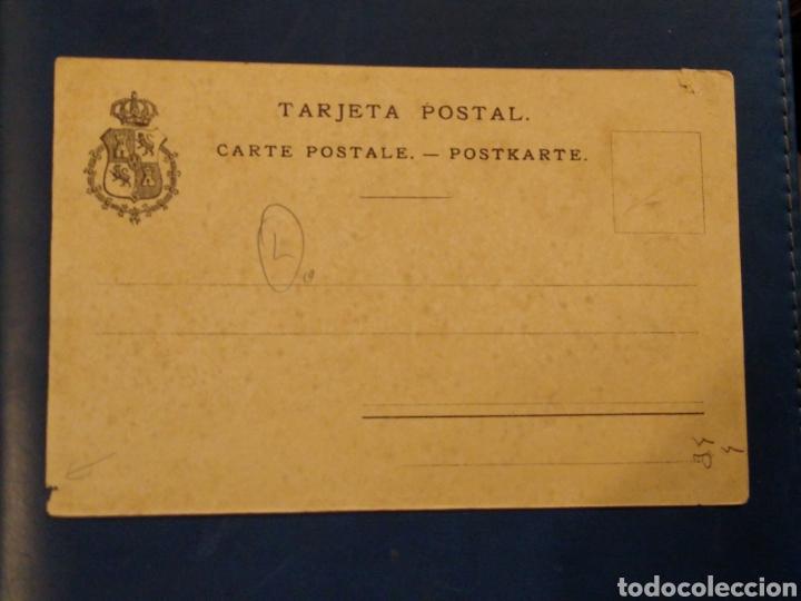 Postales: Fernando Poo. Braceros de la finca Montserrat. Sin circular. - Foto 2 - 178045698