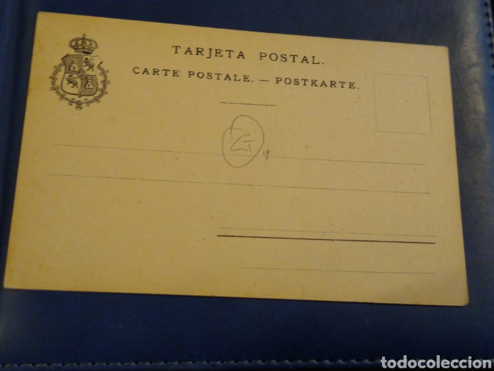 Postales: Ferna do Poo Sra Isabel. Orillas del río Consul. Sin circular. - Foto 2 - 178048027