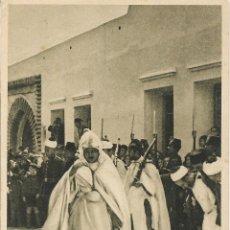 Postales: TETUÁN, S.A. EL JALIFA - HUECOGRABADO SM, EDITOR M. ARRIBAS Nº 27 - S/C. Lote 178061910