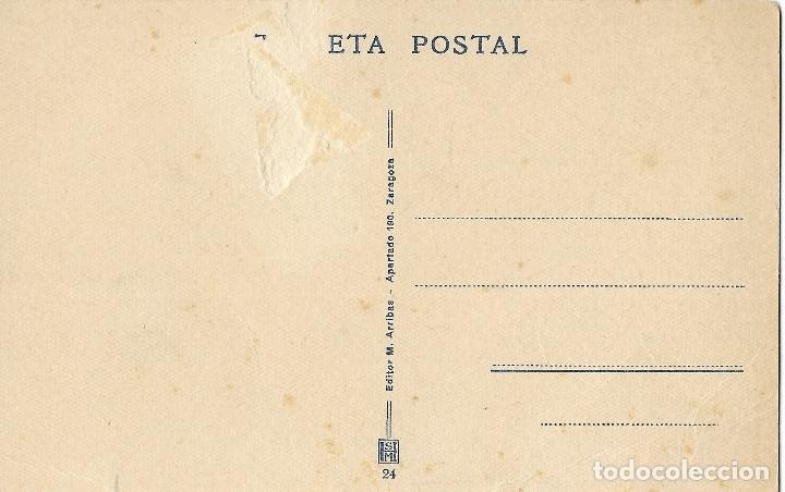 Postales: TETUÁN, S.A. EL JALIFA SALIENDO DE LA MEZQUITA - HUECOGRABADO SM, EDITOR M. ARRIBAS Nº 24 - S/C - Foto 2 - 178062010