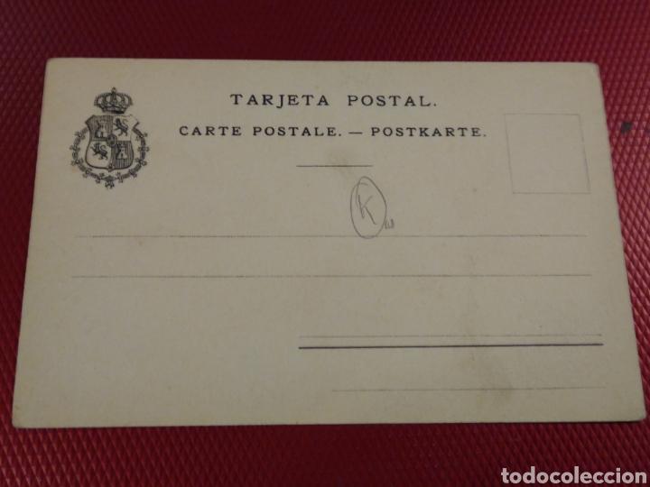Postales: Fernando Poo Desmonte en la finca de G. lutterod. Thomas 4 serie num 4. - Foto 2 - 178097732