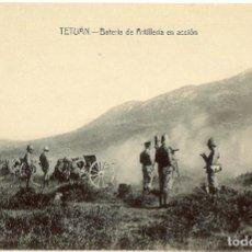 Postales: MAGNIFICA COLECCIÓN DE 18 ANTIGUAS POSTALES DE TETUAN, TANGER..... Lote 178647330