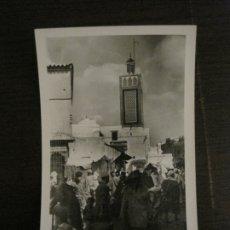 Postales: TETUAN-MEZQUITA SIDI BARAKA-122-FOTOGRAFICA CALATAYUD-VER FOTOS-(63.438). Lote 181084746