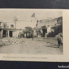 Postales: TETUAN-ENTRADA DEL BARRIO DE LA MORERIA-ED·RECTORET-POSTAL ANTIGUA-VER FOTOS-(64.367). Lote 183415903