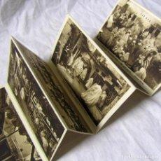 Postales: COLECCIÓN DE 10 TARJETAS POSTALES DE TETUÁN ED. ARRIBAS ACORDEÓN. Lote 184572876