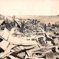 Postales: S. ZARCO.- BARRACONES MILITARES DERRUIDOS- MARRUECOS. Lote 189080913