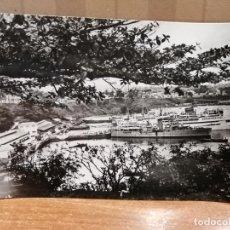 Postais: FOTO POSTAL GUINEA ESPAÑOLA. PANORÁMICA DEL PUERTO DE SANTA ISABEL. FERNANDO PÓO. Nº137. Lote 193992022