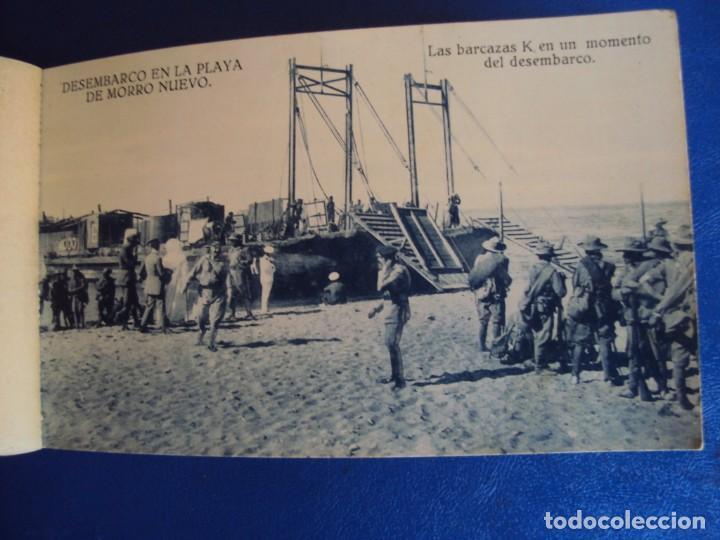 Postales: (PS-63069)BLOCK DE POSTALES DESEMBARCO DE ALHUCEMAS - PLAYA DE MORRO NUEVO - Foto 5 - 194219466
