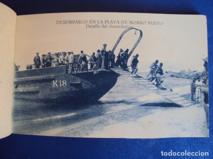 Postales: (PS-63069)BLOCK DE POSTALES DESEMBARCO DE ALHUCEMAS - PLAYA DE MORRO NUEVO - Foto 6 - 194219466