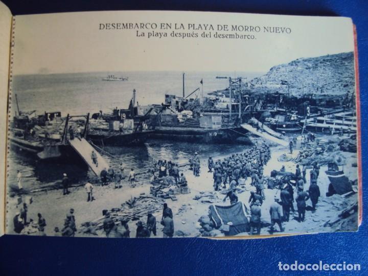 Postales: (PS-63069)BLOCK DE POSTALES DESEMBARCO DE ALHUCEMAS - PLAYA DE MORRO NUEVO - Foto 7 - 194219466