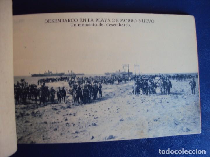 Postales: (PS-63069)BLOCK DE POSTALES DESEMBARCO DE ALHUCEMAS - PLAYA DE MORRO NUEVO - Foto 9 - 194219466