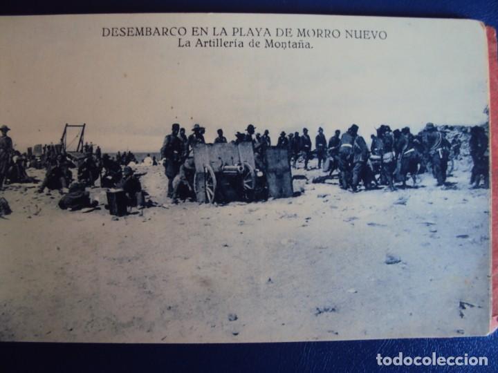 Postales: (PS-63069)BLOCK DE POSTALES DESEMBARCO DE ALHUCEMAS - PLAYA DE MORRO NUEVO - Foto 10 - 194219466